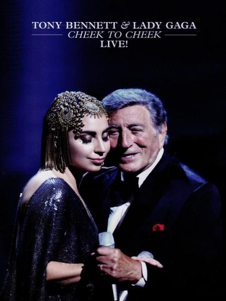 Tony Bennett, Lady Gaga: Cheek To Cheek Live! - DVD