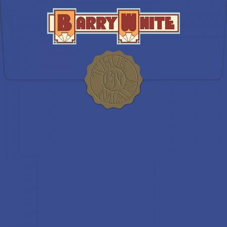 Barry White: The Man - Plak