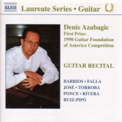 Guitar Recital: Denis Azabagic - CD