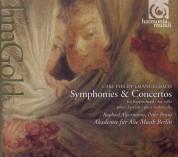 Raphael Alpermann, Peter Bruns, Akademie für Alte Musik Berlin: C.P.E. Bach:  Symphonies & Concertos - CD