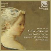 Jean-Guihen Queyras, Freiburger Barockorchester, Petra Mullejans: Haydn: Cello Concertos - CD