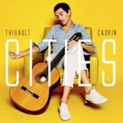 Thibault Cauvin: Cities II - CD