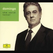 Plácido Domingo: The Verdi Tenor - CD