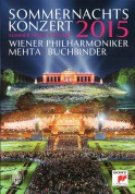 Zubin Mehta, Wiener Philharmoniker: Summer Night Concert 2015 - DVD