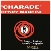 Henry Mancini: Charade (Red Vinyl) - Plak