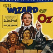 Çeşitli Sanatçılar: The Wizard Of Oz (Soundtrack) - CD