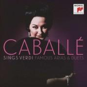 Montserrat Caballe sings Verdi - CD