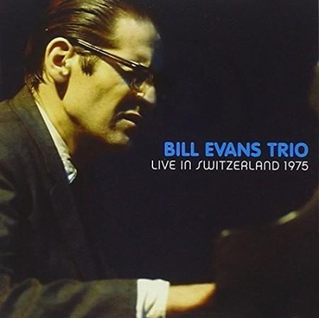Bill Evans: Live In Switzerland 1975 - CD