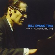 Bill Evans: Live In Switzerland 1975 - CD