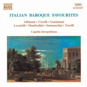Italian Baroque Favourites - CD
