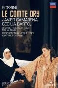 Cecilia Bartoli, Javier Camarena, Moshe Leiser, Muhai Tang, Orchestra La Scintilla, Patrice Caurier: Rossini: Le Comte Ory - DVD