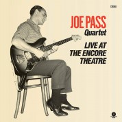 Joe Pass: Live At The Encore Theatre (LP Collector's Edition Strictly Limited To 500 Copies!) - Plak