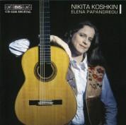 Elena Papandreou: Nikita Koshkin: Music for Guitar - CD