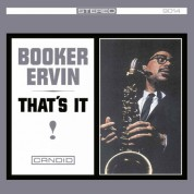 Booker Ervin: That's It! - Plak