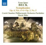 Komorní filharmonie Pardubice, Marek Štilec: Beck: Symphonies - CD