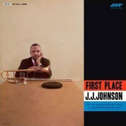 J.J. Johnson: First Place - Plak