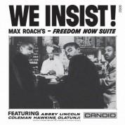 Max Roach: We Insist! - Plak