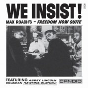 Max Roach: We Insist! - Plak