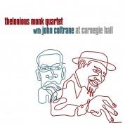 Thelonious Monk: At Carnegie Hall (w/ John Coltrane) - CD