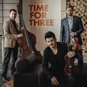 Time For Three, Alisa Weilerstein, Branford Marsalis, Jake Shimabukuro, Joshua Radin, Lily & Madeleine: Time For Three - CD