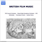 British Film Music (Uk Only) - CD