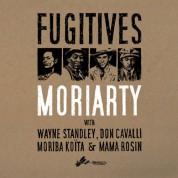 Moriarty: Fugitives - CD