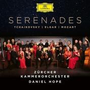 Daniel Hope, Zürcher Kammerorchester: Serenades - CD