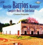 Cristiano Porqueddu: Barrios: Complete Guitar Music - CD