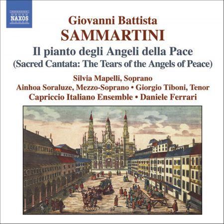 Sammartini: Pianto Degli Angeli Della Pace (Il) / Symphony in E-Flat Major - CD