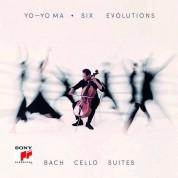 Yo-Yo Ma: Bach: 6 Cello Suites - Plak