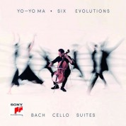 Yo-Yo Ma: Bach: 6 Cello Suites - Plak