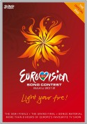 Çeşitli Sanatçılar: Eurovision Song Contest 2012 Baku - DVD