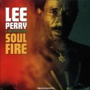 Lee Perry & The Upsetters: Soul Fire (Green Vinyl) - Plak