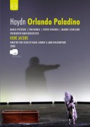 Marlis Petersen, Pietro Spagnoli, Tom Randle, Freiburger Barockorchester, René Jacobs: Haydn: Orlando Paladino - DVD