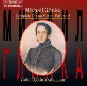 Victor Ryabchikov: Glinka: Complete Piano Music, Vol.2 - CD