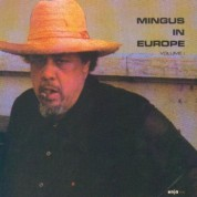 Charles Mingus In Europe - CD