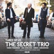 The Secret Trio, Ara Dinkjian, Taner Pınarbaşı, İsmail Lumanovski: Three Of Us - CD
