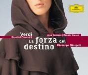 Ambrosian Opera Chorus, Agnes Baltsa, Renato Bruson, Paata Burchuladze, José Carreras, Giuseppe Sinopoli, Philharmonia Orchestra: Verdi: La Forza Del Destino - CD