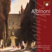 Stefan Schilli, Giovanni Deangeli, Stuttgart Kammerorchester, Nicol Matt: Albinoni: Oboe Concertos - CD