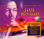 Jimi Hendrix: First Rays Of The New Rising Sun - CD