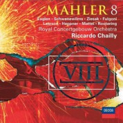 Riccardo Chailly, Royal Concertgebouw Orchestra: Mahler: Symphony No.8 - CD