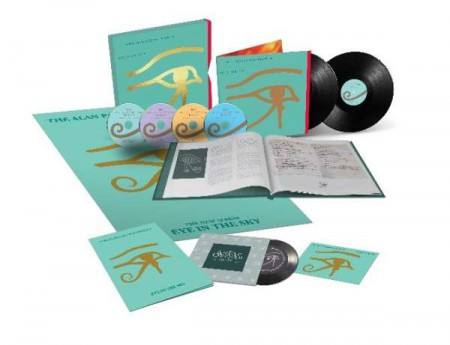 The Alan Parsons Project: Eye In The Sky (35th Anniversary Boxset) - Plak