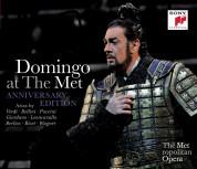 Plácido Domingo: Domingo At The Met - CD
