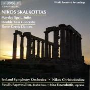 Iceland Symphony Orchestra, Nikos Christodoulou: Skalkottas - Orchestral Music - CD
