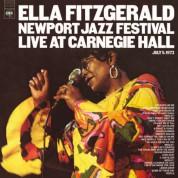 Ella Fitzgerald: Newport Jazz Festival Live At Carnegie Hall - Plak