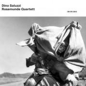 Rosamunde Quartett, Dino Saluzzi: Kultrum - CD