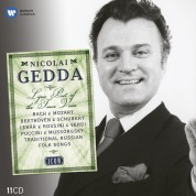 Nicolai Gedda: Icon: Nicolai Gedda - Lyric Poet of the Tenor Voice - CD
