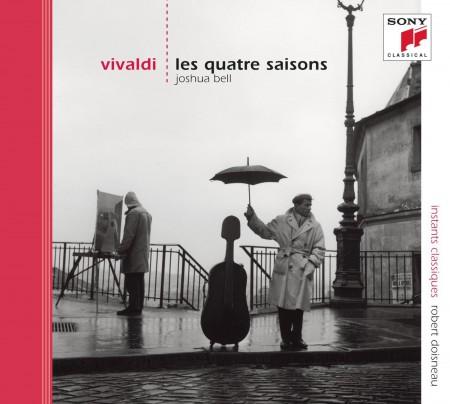 Joshua Bell: Vivaldi: Les Quatre Saisons (The Four Seasons) - CD