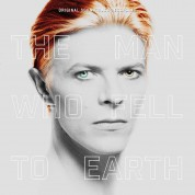 Çeşitli sanatçılar: The Man Who Fell To Earth (Soundtrack) - CD