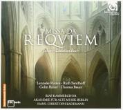 Akademie für Alte Musik Berlin, RIAS Kammerchor, Hans-Christoph Rademann: Johann Christian Bach: Missa da Requiem / Miserere B-dur - CD